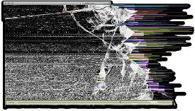 Standbild, Störungen auf einem Bildschirm