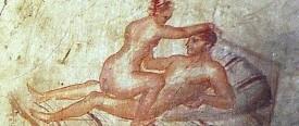 Porn in Pompeji